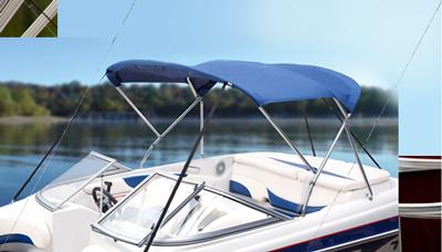 Boat Enclosure Types