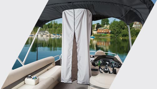 Dowco Pontoon Privacy Enclosure