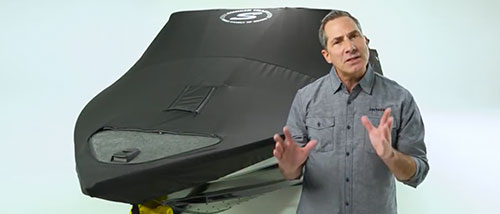 Smoker Craft Boat Covers by Dowco